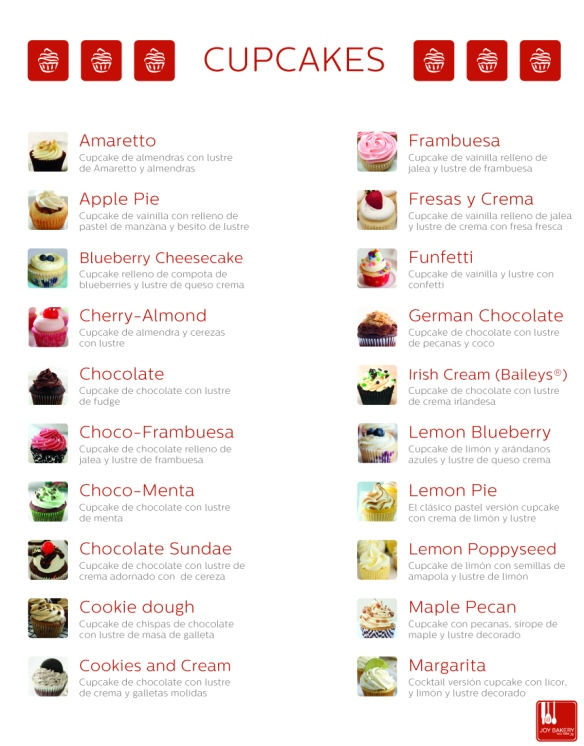 MENU cupcakes 15-1