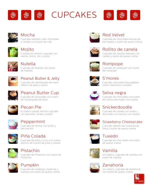 MENU cupcakes 15-2
