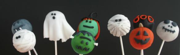 Joy Bakery-Halloween Cakepops