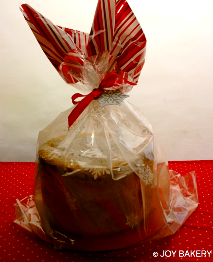 Panettone - Joy Bakery