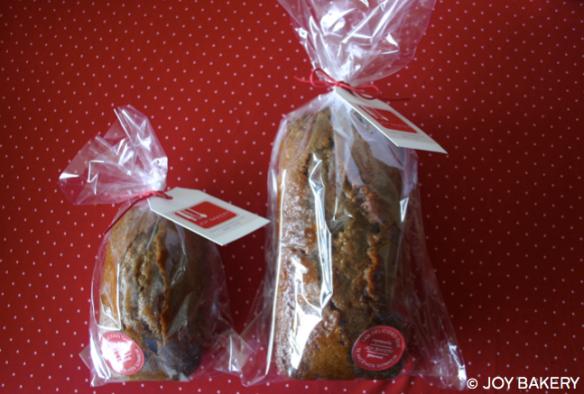 Queques Navidad - Joy Bakery