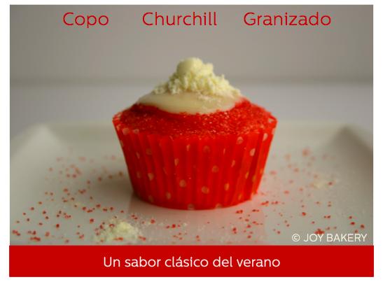 Cupcakes Granizado - Joy Bakery