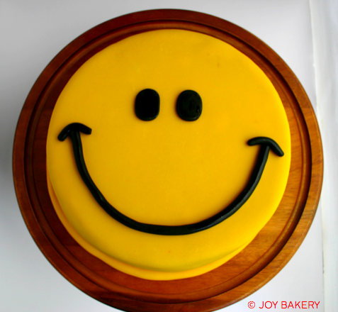 Smiley - Joy Bakery
