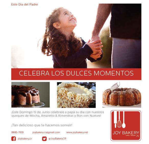 Dia Del Padre - Joy Bakery