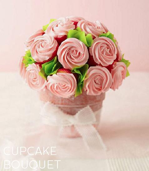 Cupcake Bouquet - Joy Bakery
