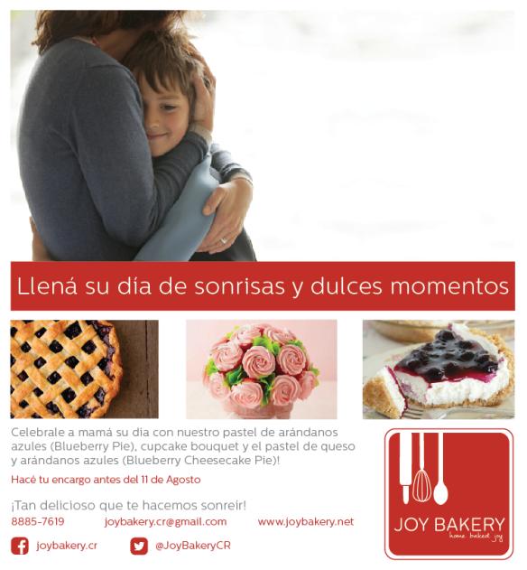 Dia de la Madre - Joy Bakery