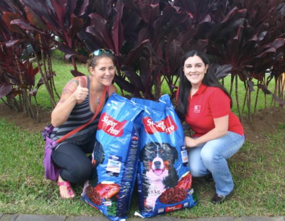 Joy Bakery - Entrega donacion a Territorio Zaguates