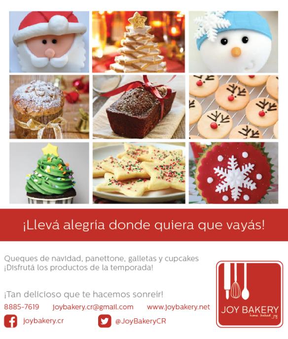 Joy Bakery Christmas 2014