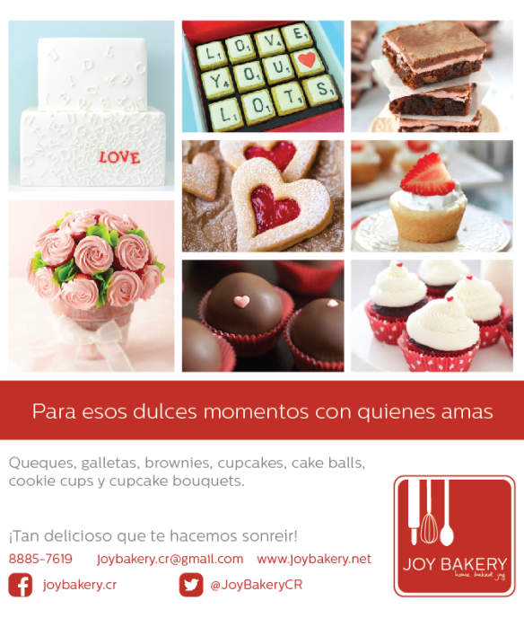 Valentines Day - Joy Bakery