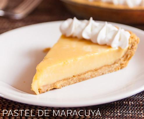 Pastel de Maracuyá - Joy Bakery