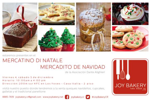 Mercatino 2015 - Joy Bakery