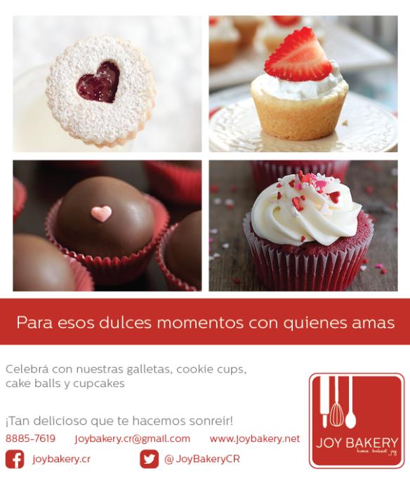 Valentines Day 2016 - Joy Bakery