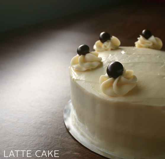 Latte Cake - Joy Bakery