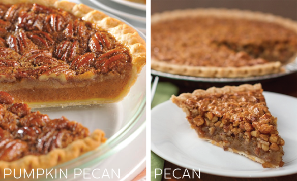 pumpkin-pecan-pie-vs-pecan-pie